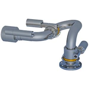 Unifire Force 80 BLDC Robotic Nozzle & Integ Jet/Spray Tip